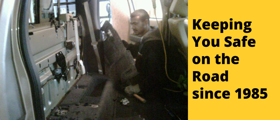Keeping You Safe on the Road since 1985 | Repairs